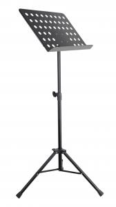 China 940mm -1420mm Height Metal Music Stand musical instrument accessories assembly DMSS005C on sale