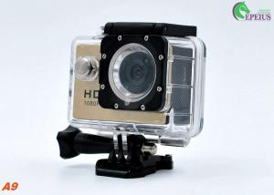 China A9 Waterproof Motorcycle Cycling Video Camera Sj4000 Mini Pro TF Card Max 32G on sale