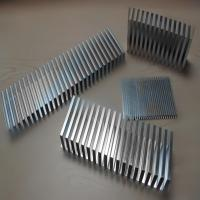 China OEM anodizing aluminum fin heat sink of Heat Exchange Parts on sale