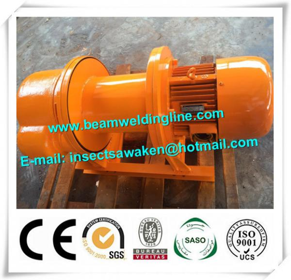 5 Tons Marine Electric Hoist Crane For Wind Tower Production