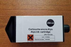 China Industrial Auto Cutter Parts Alys Ink Cartridge 703730 For Lectra Alys Cutter Plotter on sale