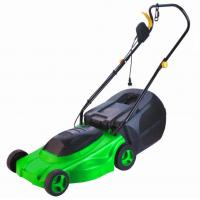 High Efficiency 1300w Garden Electric Mowers Soil And Water Conservation Long Lifespan