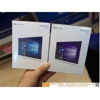 China Genuine 64bit Windows 10 Pro Retail Box USB 3.0+ OEM key license on sale