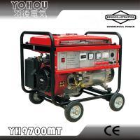 5KW/6KW Gasoline Generator set powered by Briggs Stratton