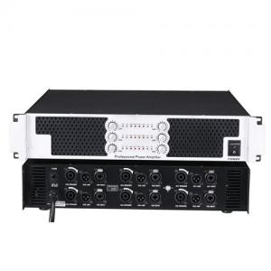 China KM-6600 six channel power amplifier digital amp PA audio system amplifier Pro-audio amplifier  metal 8.8kg on sale