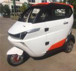 wholesale high speed China middle steering hybird EEC electric tricycle for adults