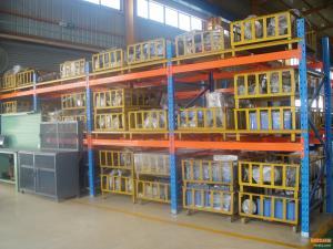 pallet rack shelf storage rack Q235B Steel 750KG Standard Pallet Storage Racks Industrial Warehouse Storage Steel & pallet rack shelf storage rack Q235B Steel 750KG Standard Pallet ...