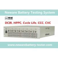 Ultra High Precision Neware Battery Tester 10V / 10A DCIR And Pulse Test Supported