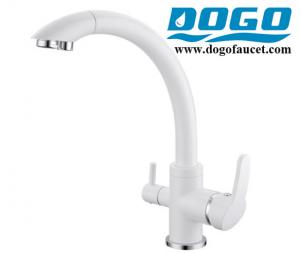 Quality Kohler Three Way Kitchen Faucet For Home RO Water System For Sale