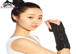 China Medical Sprain Breathable Waterproof Wrist Support Pain Immobilization Splint Stabilizer on sale