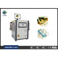 UNX6040E Security X Ray Machine 17 Inch Monitor For Metro Museum Expo Center