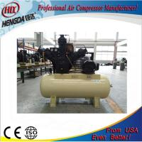 Low Pressure 7.5kw Piston Air Compressor With Precision Filter