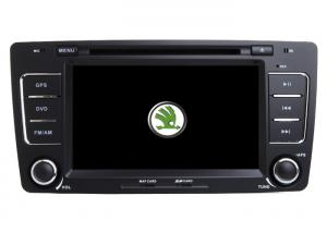 China Skoda Octaiva 2009-2013 Car DVD Player with GPS Android 9.0 Mirror-Link SKD-7013GDA on sale