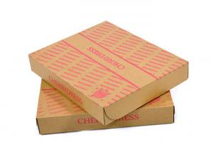 China Rectangle Clothes Shirt Recycled Paper Boxes , CMYK / PMS Offset printing Box on sale
