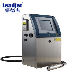 China MEK Ink Continuous Inkjet Printer on sale