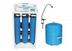 China 0.1 - 0.35 Mpa Reverse Osmosis Water System / Reverse Osmosis Water Filter on sale