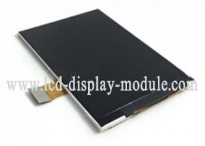 China 8/16 Bit 8080 System 3.5 Inch TFT LCD Module No Touch Panel 6 LED White Industrial Grade on sale