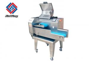 China Leafy Vegetable Processing Equipment , Spinach Lettuce Cutting Machine Electric Cabbage Cutter on sale