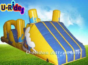 China Theme Park Water Rides Tarpaulin Sewing / Airtight Inflatable Water Sport on sale