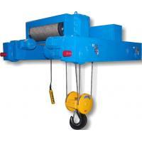 Double Girder Electric Wire Rope Hoists SHA Type Electric Chain Hoist / Cable Hoist