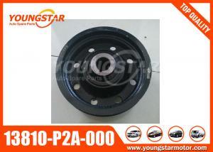 China Lightweight Crank Pulley HONDA 13810-P2A-000 Harmonic Balancer 13810-P2A-000 13810-PWA-003 on sale