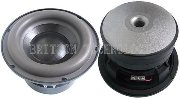 Subwoofer 250 Watts Home Theatre Speaker Systems 8inch 82db Double