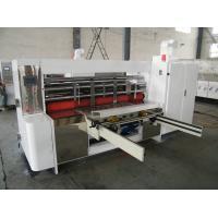 China Automatic RotaryDieCuttingMachine For Cutting Corruaged Cardboard on sale