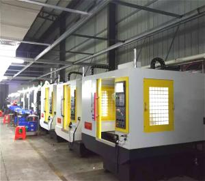China High Precision 5 Axis Horizontal Machining Centers With 24000 RPM Spindle Speed on sale