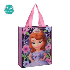 China Advertising Medium Size Non Woven Fabric Carry Bags on sale