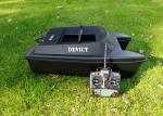 Catamaran autopilot bait boat DEVC-300 black ABS plastict  Material
