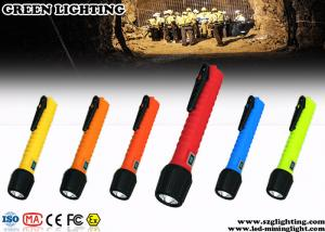 China IP 68 Rechargeable Torch Light?, 240 LuX Flashlight Explosion Proof on sale