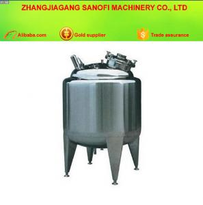 China Electric Pure Water Treatment Ro System Reverse Osmosis Water Filter Sterile Storage Tank supplier