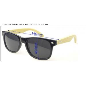 China Pc Frame Bamboo Temple, high quality ,fashion sunglasses on sale
