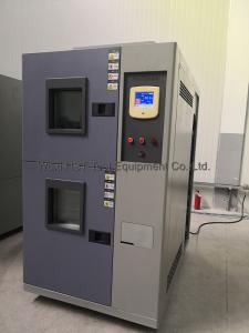 China Two Room Thermal Shock Test Equipment Capacity 30 To 450 Litre SSR Solid-sate Relay on sale