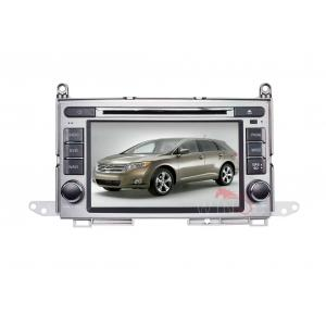 China In Dash Car DVD Player Toyota Navigation System For Venza 2010 GPS BT on sale