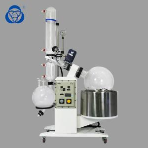 China Desktop Rotary Vacuum Film Evaporator , 50l Rotary Evaporator Laboratory on sale