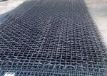 Spring Wire 65Mn Quarry Self Cleaning Screen Mesh For Vibrating Screen Equipment