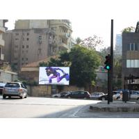 High Definition Commercial LED Display 10mm DIP LED Screen 7000 cd/㎡