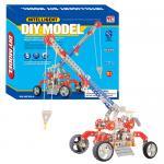 Игрушка Дий, игрушка НАБОРА, металл забавляется, Интеллективе автомобиль крана модели ДИИ