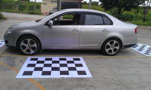 China Sistemadel estacionamientodel revés del coche de 4 canales opinión panorámica de 360 grados para la conducción de la seguridad on sale