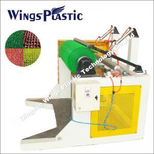 China PVC Floor Sheet Extruder Machine / PVC Flooring Production Line on sale