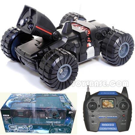 Spy camera toy car