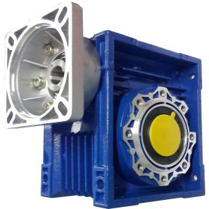 China Light Weight But Sturdy Electric Motor Speed Reducer Gear , Worm Wheel Gearbox on sale