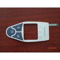 China Custom PC Tactile Membrane Switch , Automobile Industry Membrane Touch Switch on sale