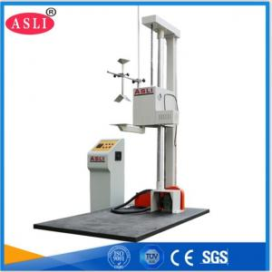 China Lab PVC Pipe PET Bottle / Package carton Drop test Weight Impact Testing Machine on sale