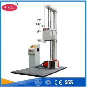 China PVC Pipe PET Bottle / Package carton Drop Weight Impact Testing Machine on sale