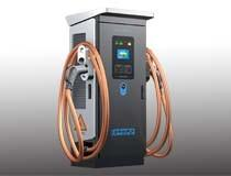 China Grasen Top Sale Integrated Outdoor DC Charging Station 60kW EV Charger on sale