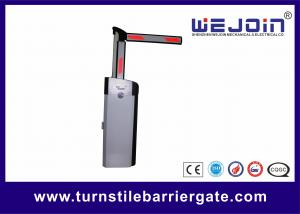 China Bi - directional Car Park Barriers Gate Arm Toll Gate Access Control Barrier on sale