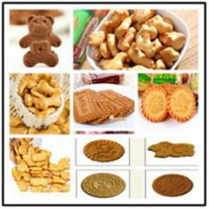 China Saiheng Fully automatic biscuit machine for beginning a small biscuit factory on sale