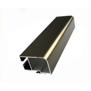 China Sliding Glass Window Aluminium Alloy Profile , Stock Aluminum Extrusion Profiles on sale